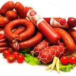 Полукопченые колбасы